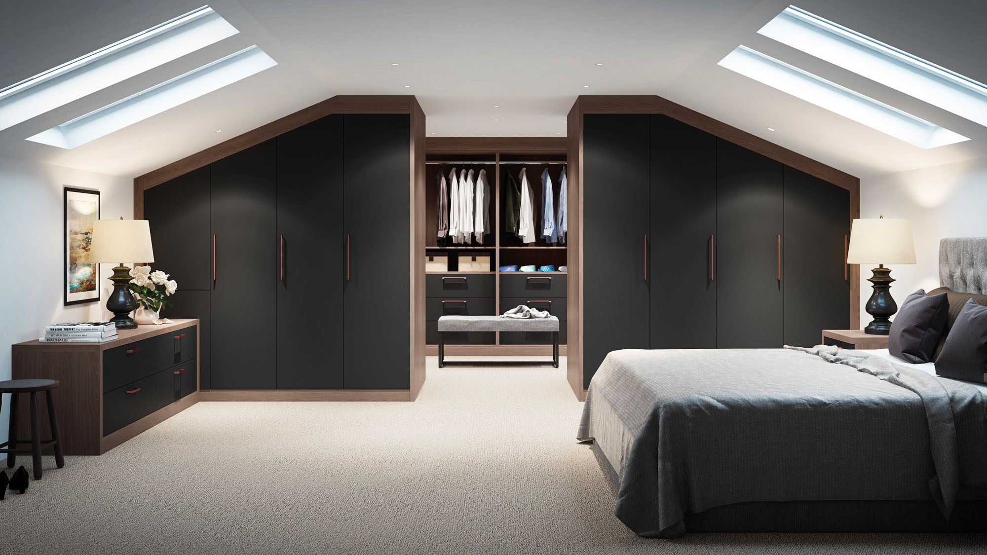 Mayfair and Varenna Bedrooms